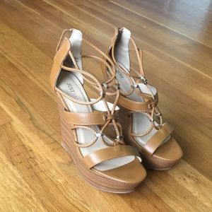 Just Fab Strap Sandals - Size 8.5